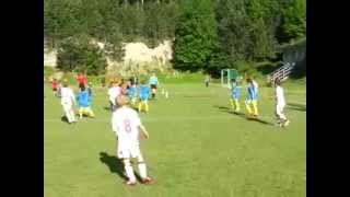 CSFA U9 na medzinarodnom futbalovom turnaji Markt Piesting Austria