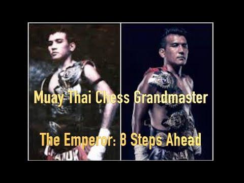 Muay Thai Chess Grandmaster: 8 Steps Ahead Ft. The Emperor