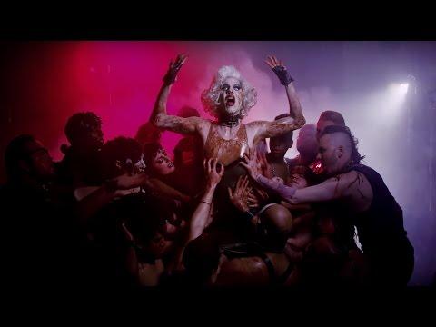 Sharon Needles - This Club Is A Haunted House (feat RuPaul) - Official Video Music Videos