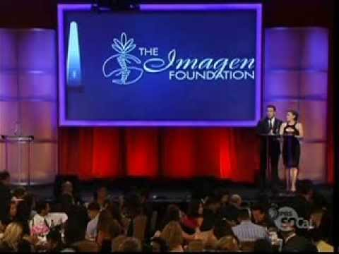Justina Machado // 28th Annual Imagen Awards 9/21/13