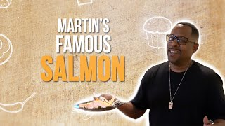 Martin Lawrence's FAMOUS Salmon!