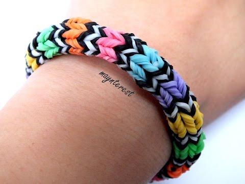 Pulsera de gomitas Pentafish   Pentafish bracelet