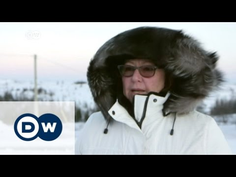 Climate change threatens Inuit way of life | DW News
