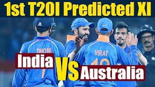 India Vs Australia, 1st T20I:  Predicted playing XI for Visakhapatnam T20I | वनइंडिया हिंदी