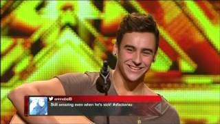 Adil Memon - Boot Camp - The X Factor Australia 2012  [FULL]
