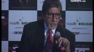Bachchan - Rann First Look - Interview of Ram Gopal Varma and Amitabh Bachchan