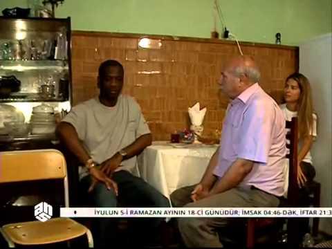 ANS TV interview of Pras Michel in Baku, Azerbaijan - Part 2