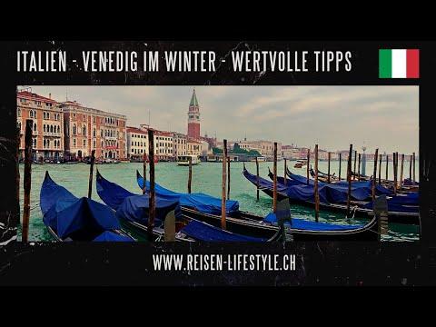 VENEDIG IM WINTER - WERTVOLLE TIPPS - reisen-lifestyle.ch
