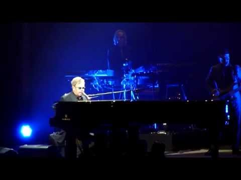 Elton John live in Oslo, Norway 2014