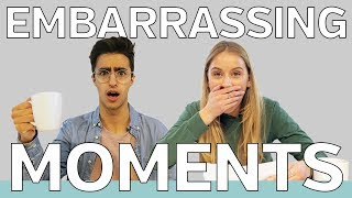 University Students' Most Embarrassing Moments