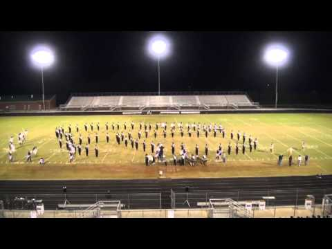 Cartersville High School Marching Band 2012