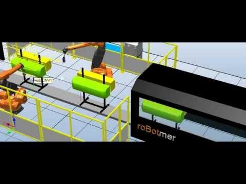 Boya Robot Simülasyonu 4