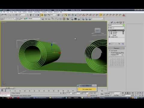 Как сделать бумагу в 3d max