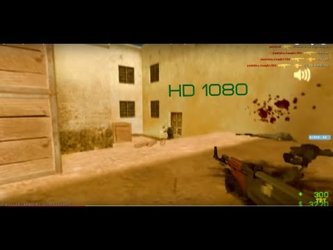 Тру ИГРАЕТ В CS 1.6 ★ Лучшие моменты - юмор и приколы в Counter Strike 1.6