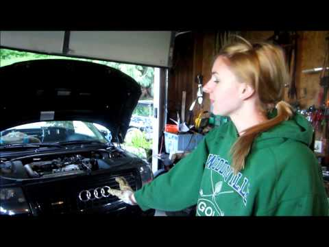 How to Change Oil on an Audi TT