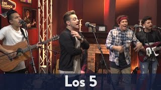 "Los 5 Perform ""Kings and Queens"" Live!"