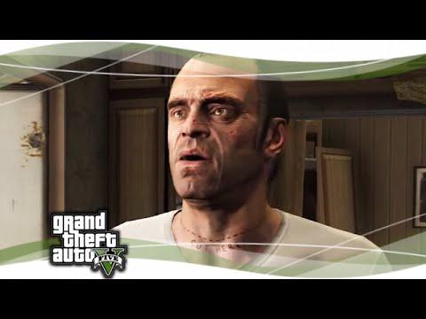 GTA V # 20 - Apresentando Trevor (Sr. Philips) Grand Theft Auto 5