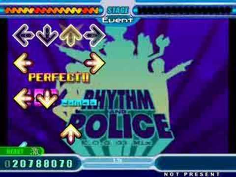 TD RHYTHM AND POLICE KOG G3 Avatar