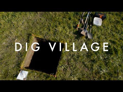 Dig Village Dunster - Teaser Trailer