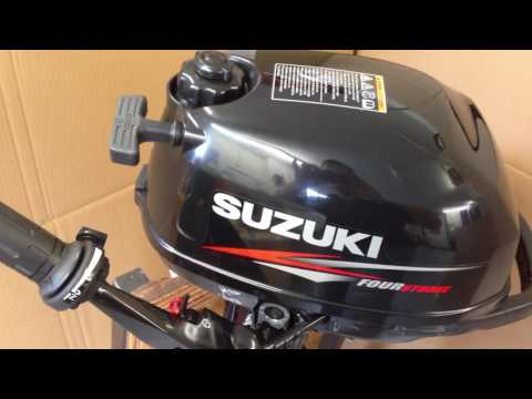 Suzuki df2 5 outboard motor how to save money for Suzuki outboard motors reviews