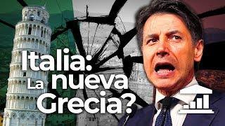 ITALIA, ¿la nueva EUROCRISIS? - VisualPolitik