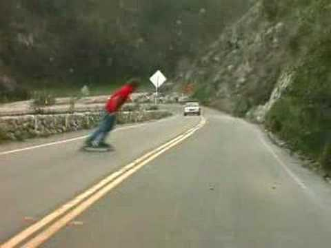 Gnarly LONGBOARDING - O.G. Ben10 Schroeder