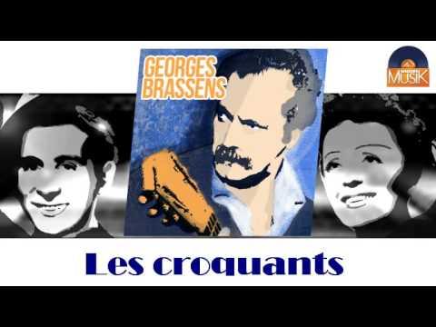 Georges Brassens - Les Croquants