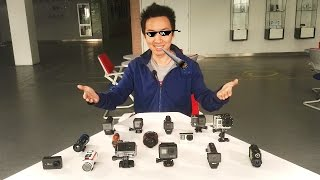 5 Best 4K Action Cameras Alternatives to GoPro Hero 5