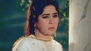 Song from Classic Movie Bahu Begum (1967), a love story, starring, Pradeep Kumar, Meena Kumar, Ashok Kumar. Music Director : Roshan, Director : M. Sadiq. Sin...