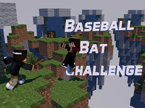 Baseball Bat Challenge | Hypixel Skywars