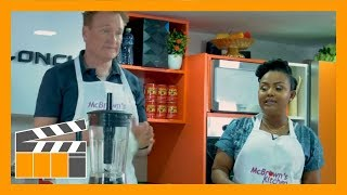 McBrown's Kitchen with Conan O'Brein