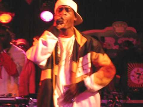 Don't Sweat the Technique & I Ain't No Joke - Rakim Performs Live @ BB Kings 11-19-09