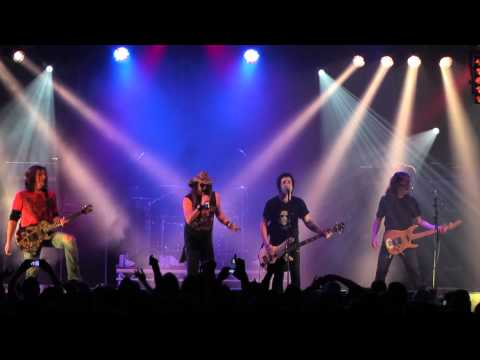 SKID ROW - PIECE OF ME - LIVE @ HARD ROCK HELL 2010