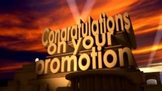 Download Lagu Congratulations on your promotion Gratis STAFABAND