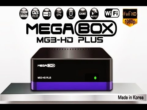 CONFIGURAR CS NO MEGA BOX  MG2.MG3.MG5 e MG7