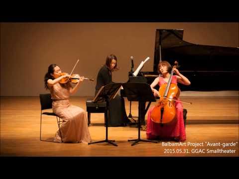Shostakovich Piano Trio Op.8 - Ensemble Balbam