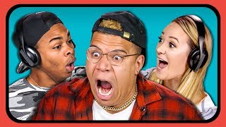 YOUTUBERS REACT TO HOW TO GET VIEWS ON YOUTUBE (NigaHiga)