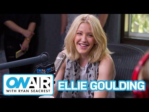 Ellie Goulding Talks Friendship With Taylor Swift, HAIM | On Air with Ryan Seacrest