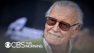 Stan Lee, god of Marvel universe, dies at 95