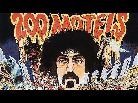 200 Motels is listed (or ranked) 4 on the list Movies Distributed by United Artists
