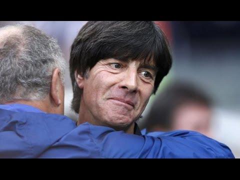 WM 2014 Joachim Löw - Freude, Tränen, Emotionen Teil 1
