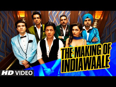 Exclusive: Making of India Waale | Happy New Year | Shah Rukh...