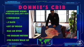 CRIBS: Donnie's Apartment | Won's World Vol. 7