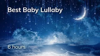 Beautiful Lullabies ♥ 6-Hour Harmony of Music Box ♬ Bedtime Music Sessions for Babies to Sleep