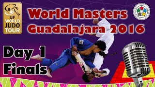 Мировой Мастерс, Гвадалахара : Балтимор