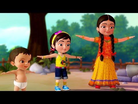 download lagu Chalo Exercise Karo  Hindi Rhymes For Children  Infobells gratis