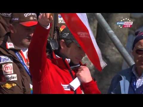 Noriaki Kasai and Kamil Stoch .-1 Seria 1 st Round