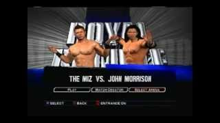 SVR 2011 PS3 Royal Rumble PPV Match Card