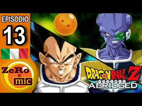ZeroMic - Dragon Ball Z Abridged: Episodio 13 [ITA]