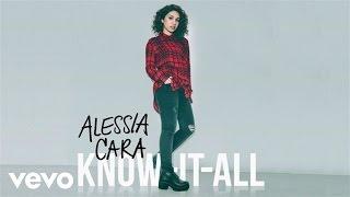 Alessia Cara My Song Audio